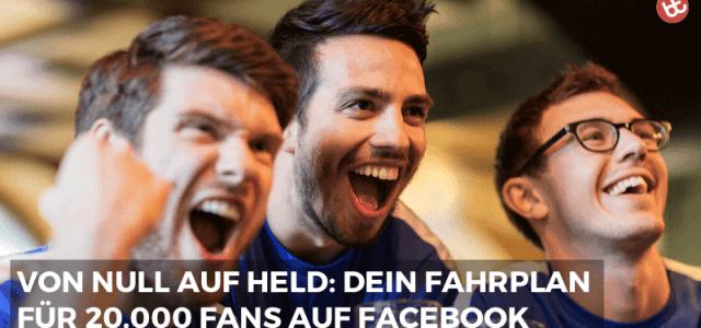 IMP 032: Von Null auf Held – wie du 20.000 Facebook Fans von dir begeisterst