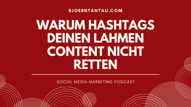 hashtag content