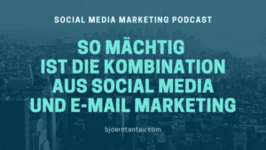 social media email marketing