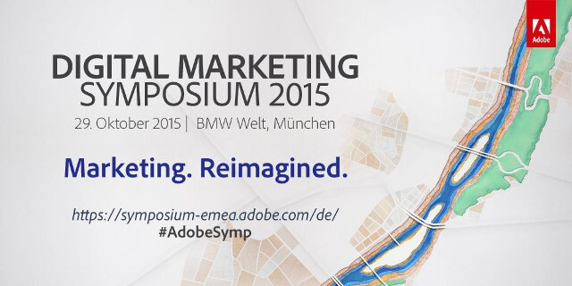 Adobe Digital Marketing Symposium 2015