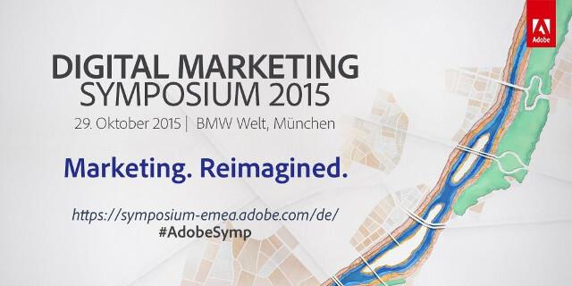 Adobe Digital Marketing Symposium 2015