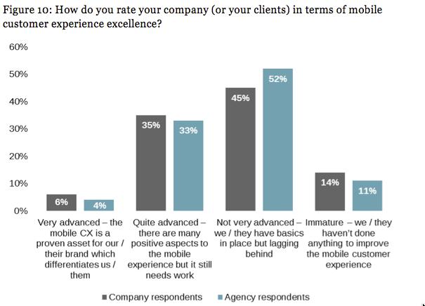 Eigenbewertung bei der mobilen User Experience