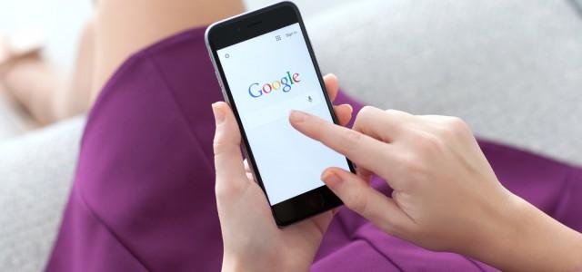 Offiziell: Google bestätigt mehr mobile Suchzugriffe als vom Desktop