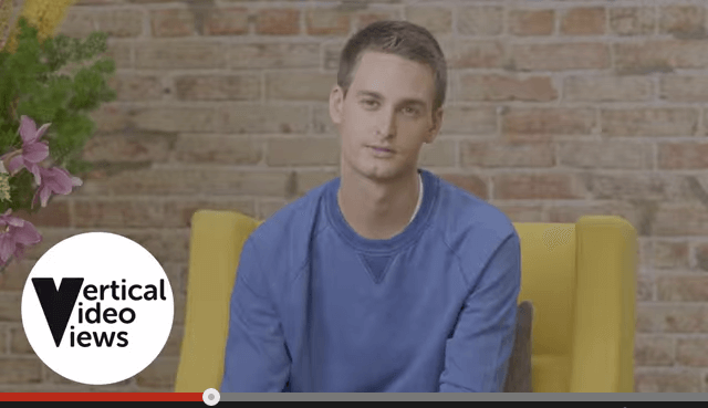 Snapchat revolutioniert mobile Video-Werbung durch 3V Advertising
