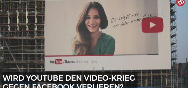 Wird Facebook den Video-Krieg gegen YouTube gewinnen?