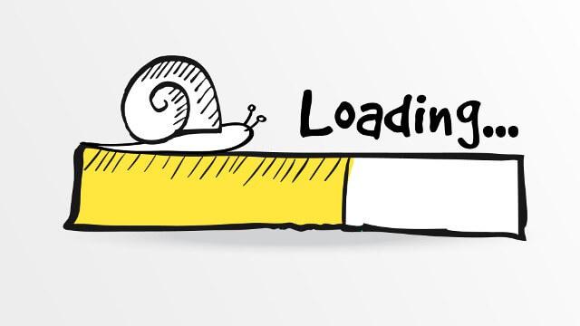 Zu langsame Websites sind ärgerlich