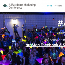 Allfacebook Marketing Conference München 2018