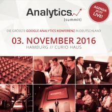 Analytics Summit Hamburg