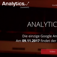 Analytics Summit Hamburg 2017