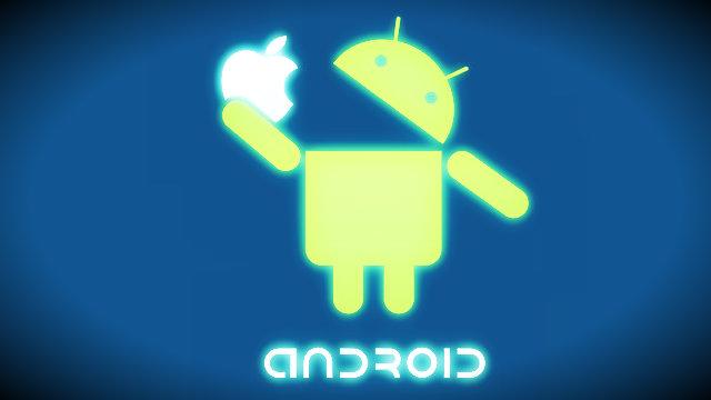 Android läuft iOS den Rang ab
