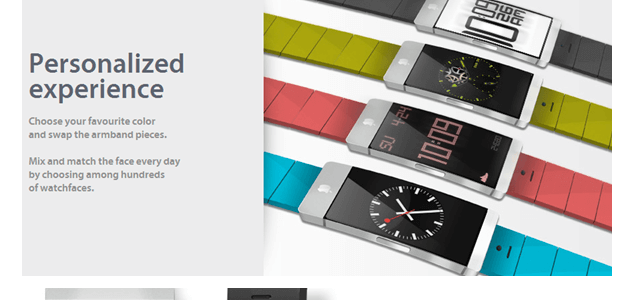 Apple iWatch in Planung