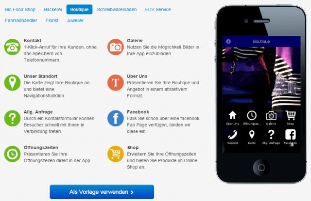 AppYourself: Dank Baukasten zur eigenen App in nur 3 Schritten?