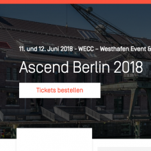 Ascend Conference Berlin 2018