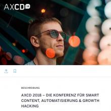 AXCD 2018