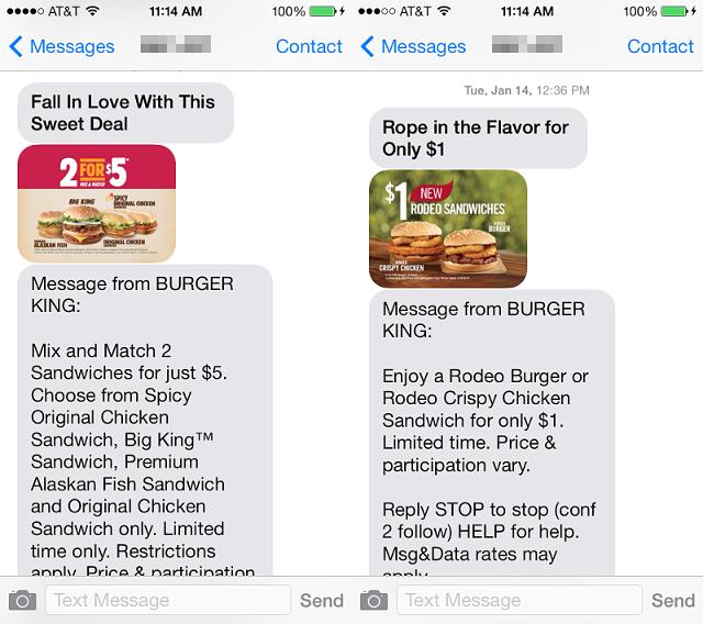 Worst Practice: Wie Burger King Geld mit schlechtem Mobile Marketing verbrennt
