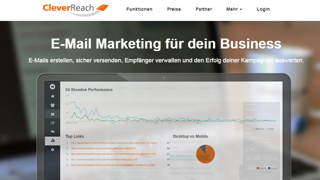 E-Mail Marketing mit CleverReach: Meine Erfahrungen