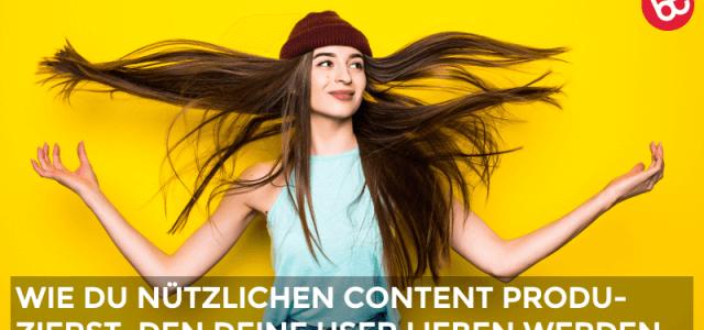 IMP 056: 10 Ideen für nützlichen Content, den deine User lieben werden