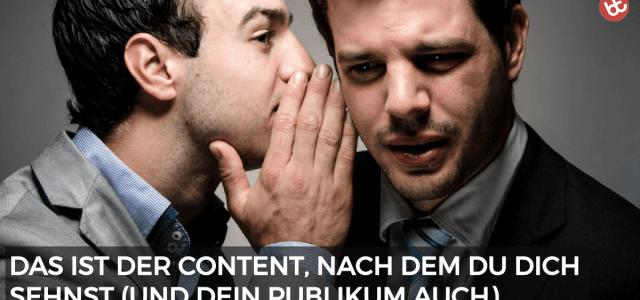 IMP 020: Das ist der Content, nach dem du dich sehnst