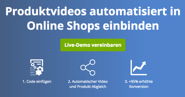 DemoUp im Test: Bis zu 85% mehr Umsatz mit Produktvideos