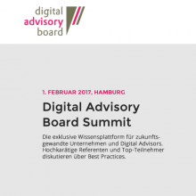Digital Advisory Board Summit Hamburg