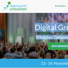 Digital Growth Unleashed Berlin 2018