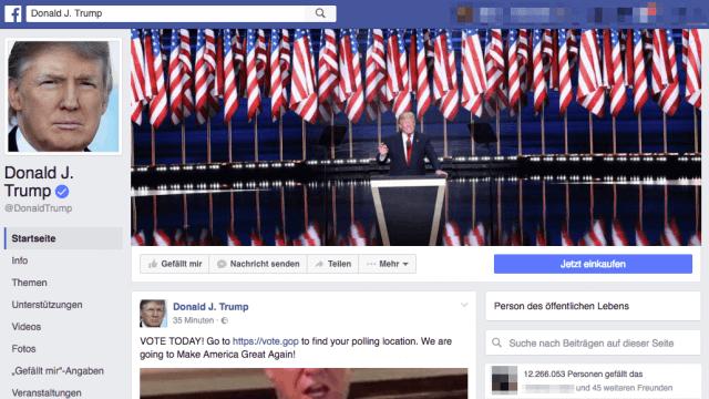 Donald Trump punktet seit jeher mit Provokationen und Polarisierungen