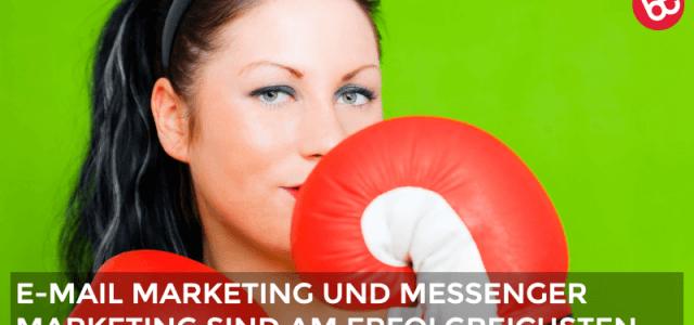IMP 053: Darum sind E-Mail Marketing und Messenger Marketing die erfolgreichsten Kanäle