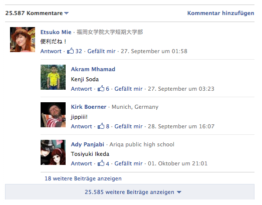 Facebook Comments und Disqus vs. WordPress Kommentare