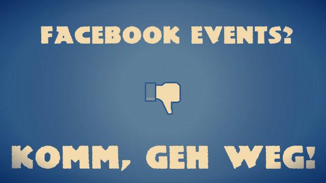Wie du nervige Einladungen zu Facebook Events blockieren kannst