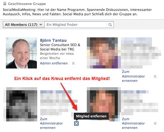 Facebook Gruppe löschen? So geht's!