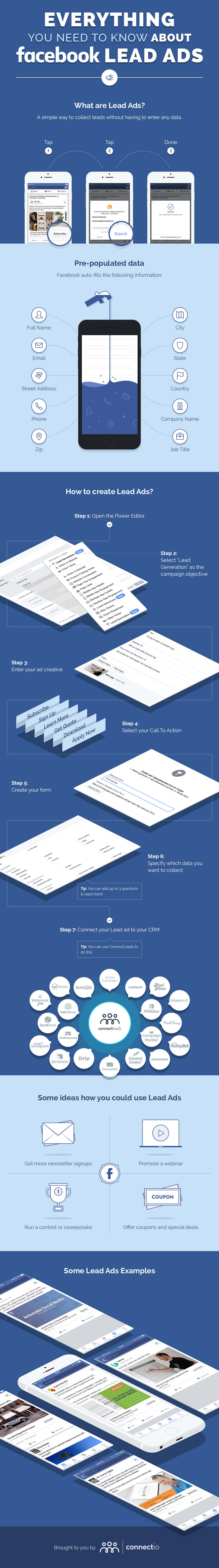 Facebook Lead Ads: Wie du optimal von ihnen profitierst