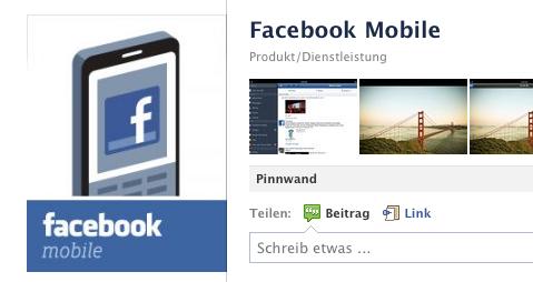 Facebook startet mobile Werbeeinblendungen