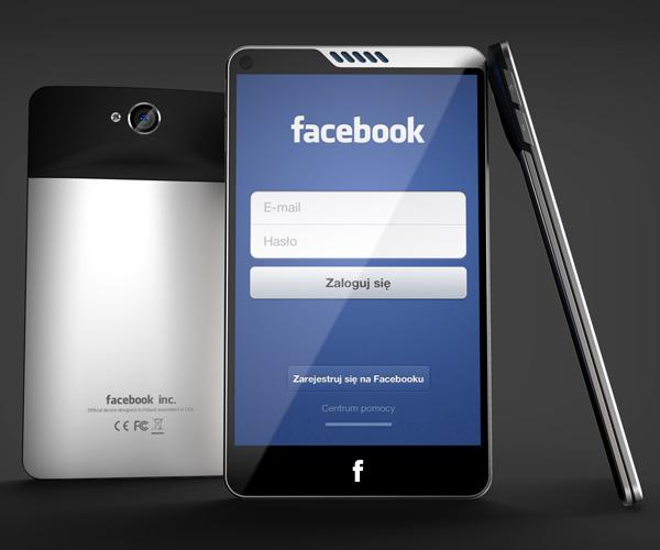 Facebook Phone von HTC kommt Mitte 2013