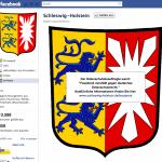 Fanpage von Schleswig-Holstein jetzt mit virtuellem Warnschild