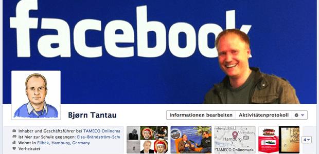 Facebook Timeline wird ausgerollt