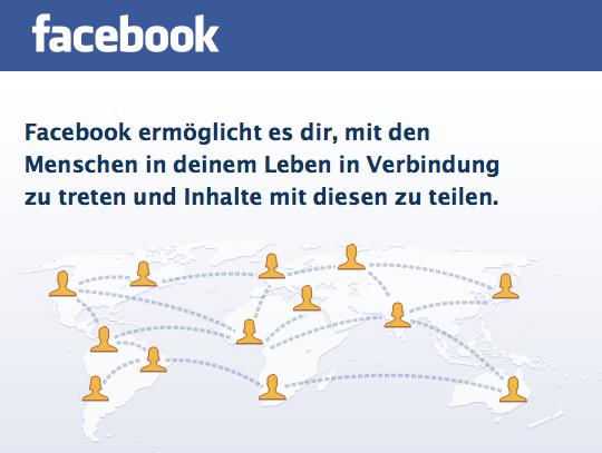 Deutschland ist Facebook-Land!