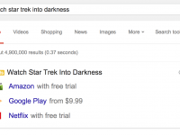 Wie Google indirekt an illegalen Musik- und Filmdownloads verdienen will