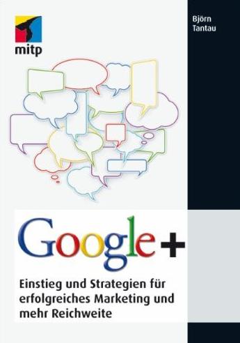 Schreib eine Rezension zu meinem neuen Google+ Buch!