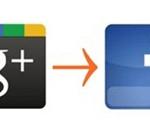 Google Plus Stream bei Facebook integrieren