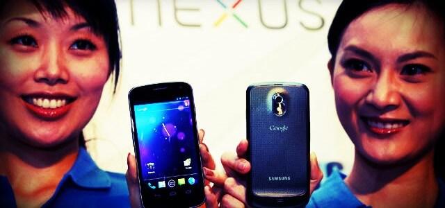 Google und Samsung: Kooperation für Patentrechte