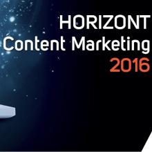 Horizont Content Marketing 2016