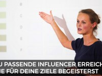 Influencer Marketing: Die 5 wichtigsten Faktoren