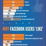Infografik: Was Facebook-User liken… und warum sie es liken!