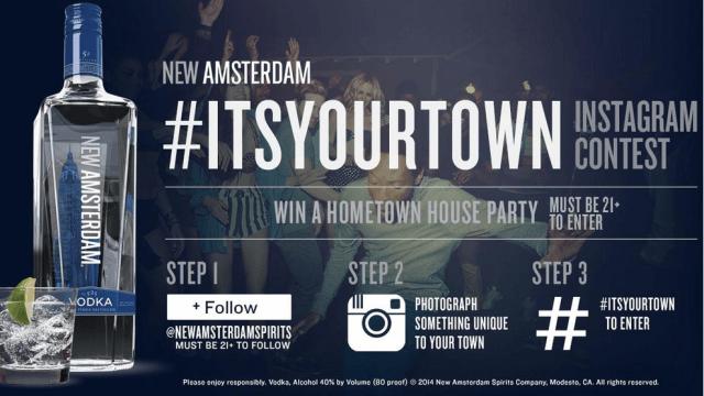 Instagram Contest mit Fokus auf maximaler Interaktion