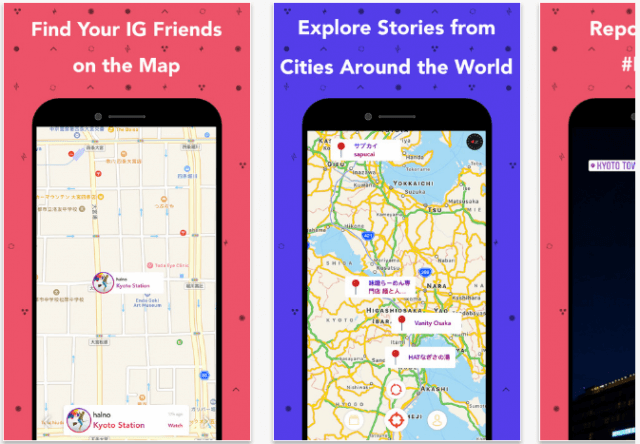 InstaMap: Dreiste Snap Map Kopie für Instagram Stories?
