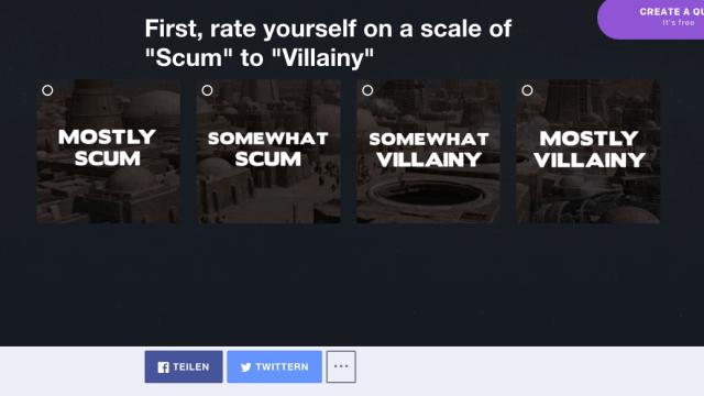 Mit einem Quiz wird deine Website interaktiver