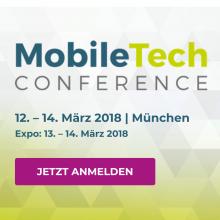 MobileTech Conference München 2018