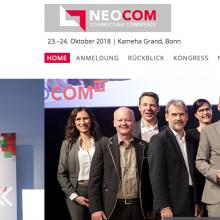Neocom Bonn 2018