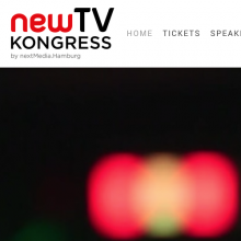 newTV Kongress Hamburg