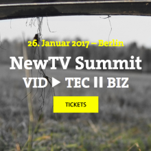 NewTV Summit Berlin 2017